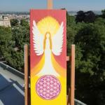 Anděl světelný průvodce