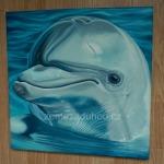 Delfín, posel Atlantidy